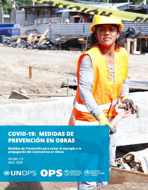 COVID-19: MEDIDAS DE PREVENCIÓN EN OBRAS