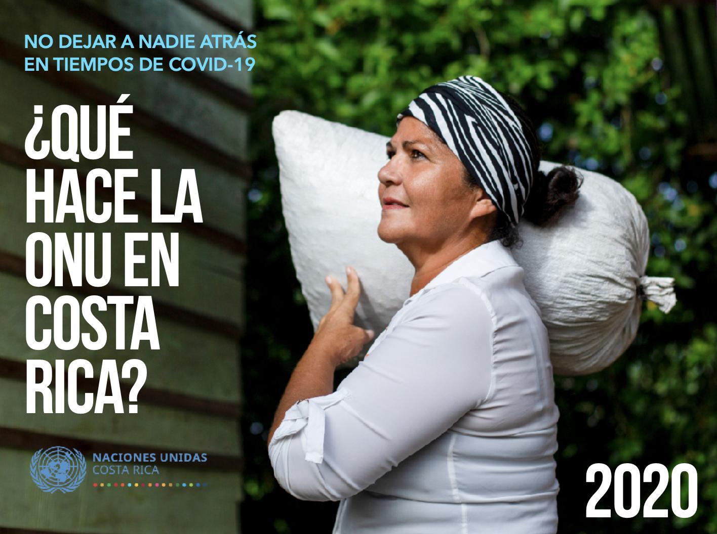 ¿Qué hace la ONU en Costa Rica? ? Resultados de nuestro trabajo en Costa Rica 2020