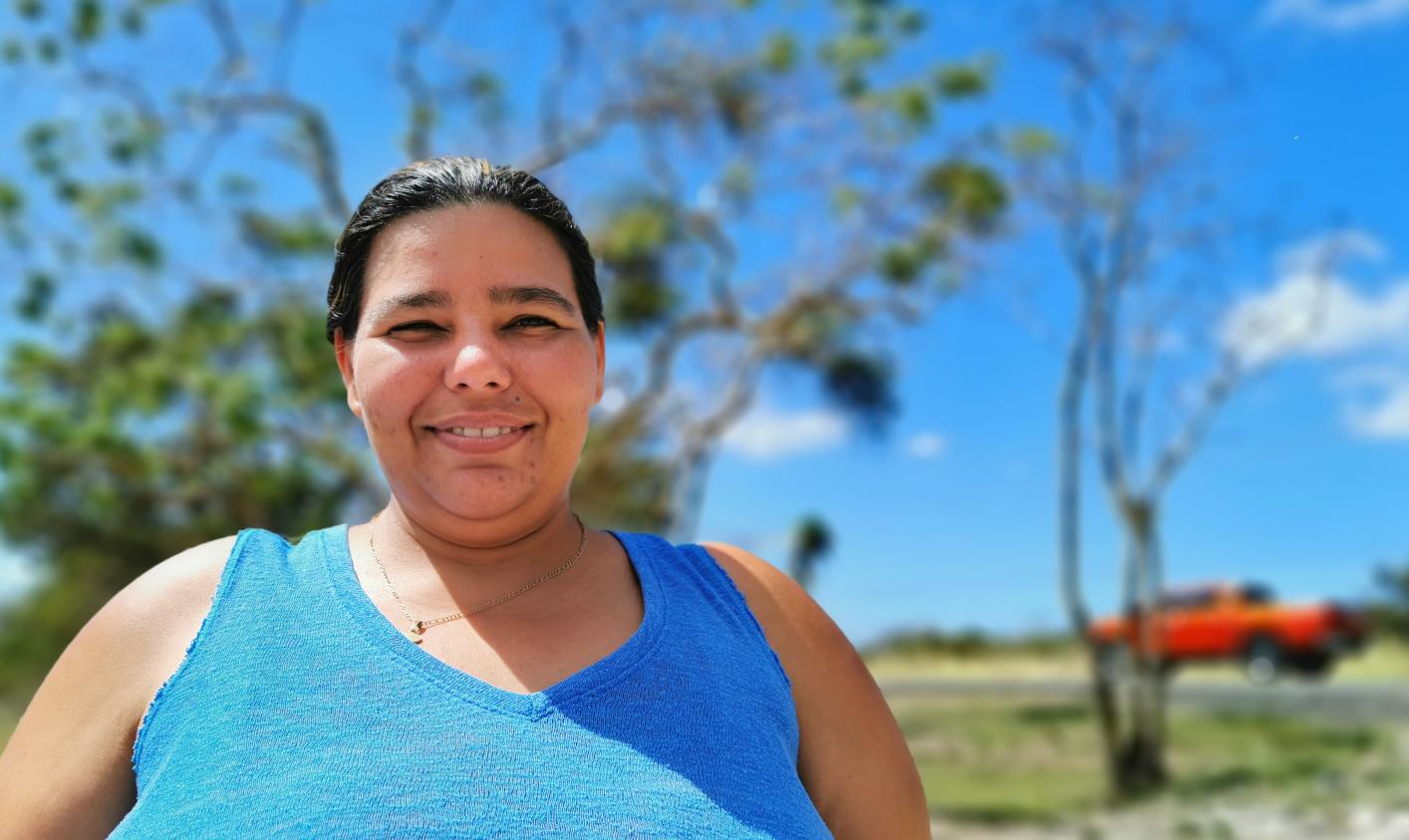"""""""Hoy mi vida cambió y va a ser mejor. Quiero aportar a Costa Rica y trabajar"""""""