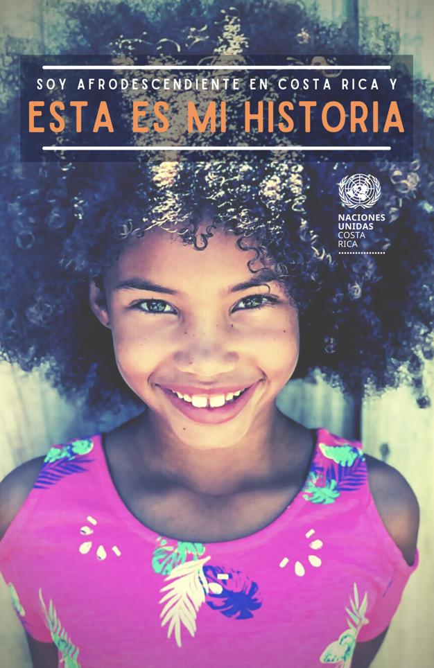 Soy afrodescendiente en Costa Rica y esta es mi historia