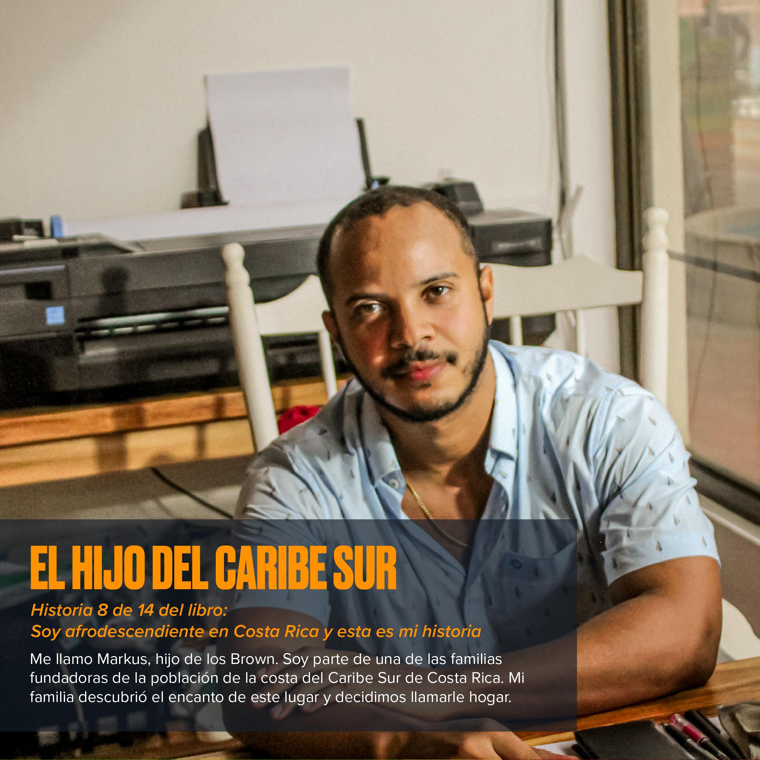 El hijo del Caribe Sur: Historias afrodescendientes
